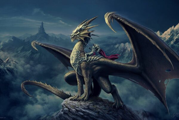Awesome 4K Ultra HD Dragon Wallpapers - WallpaperAccess